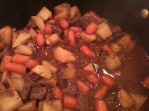 PW Beef Stew with Beer and Paprika