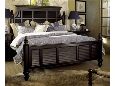 tommy bahama shutter style bed