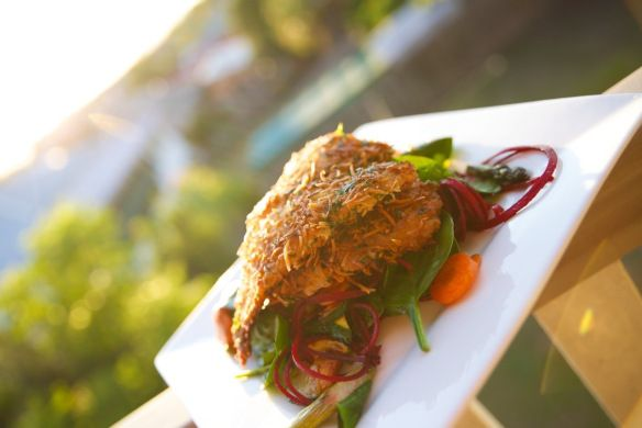 Coconut Crusted Fish | FOOD | Pinterest