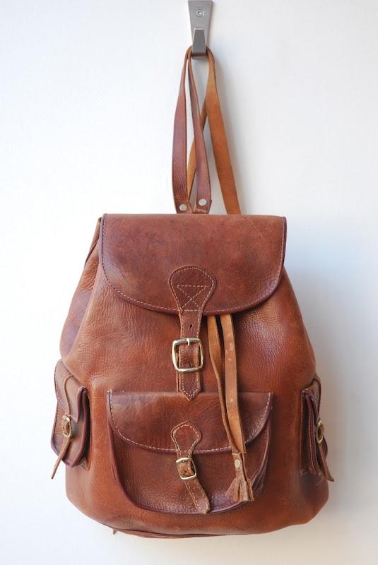 annex vintage: Fall Backpacks