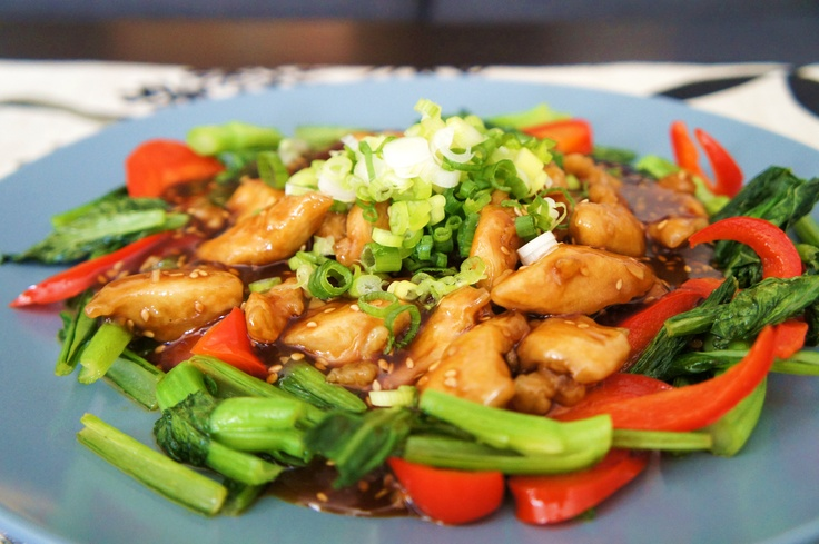 how to make chinese sesame chicken