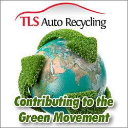 TLS Auto Recycling to expand into auto sales, make a difference in environment.