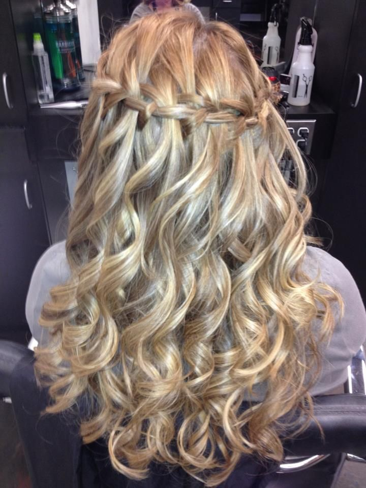 Hairstyles For Long Hair Dinner : Ideas With Simple Hairstyle For Dinner Also Image Of Hairstyles Long ...