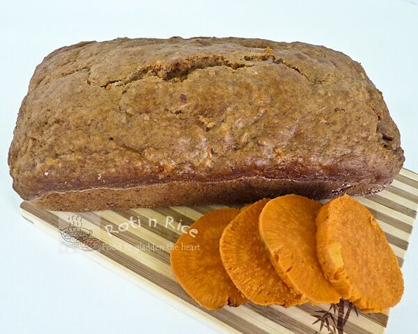 Pecan And Sweet Potato Bread Recipe — Dishmaps