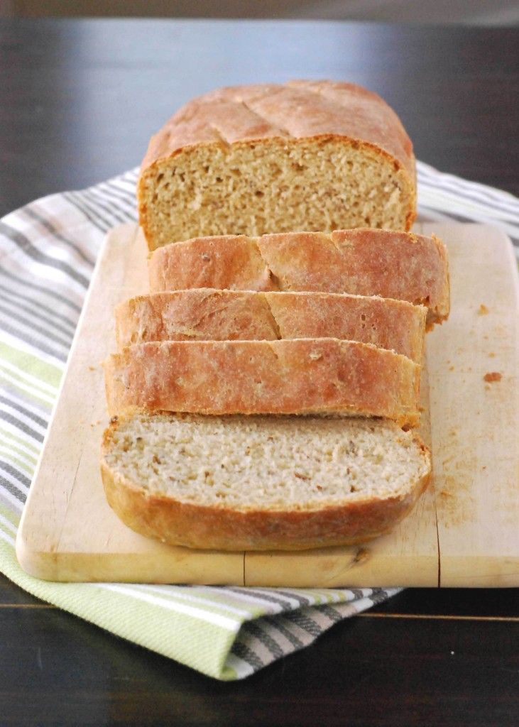 Caraway Rye Bread (with sour cream) | mmmmm | Pinterest
