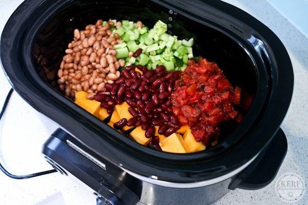 Super Easy Crockpot Chili — Kath Eats Real Food