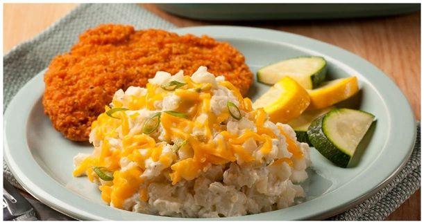 Creamy Au Gratin Potatoes | food that makes my tummy happy:) | Pinter ...