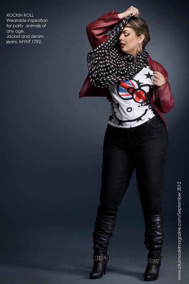 MYNT Clothing -- Andrea's Blog: Plus Size Fashion 10-30-12 | Style