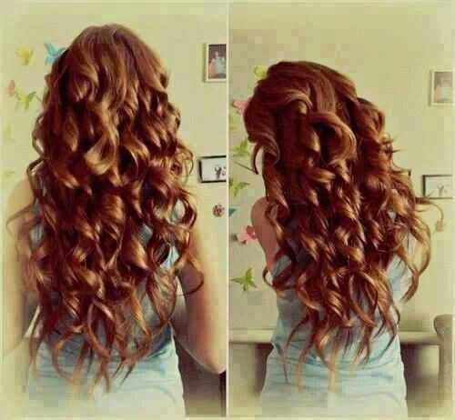 Curly hairstyle | Hairstyles !!* | Pinterest