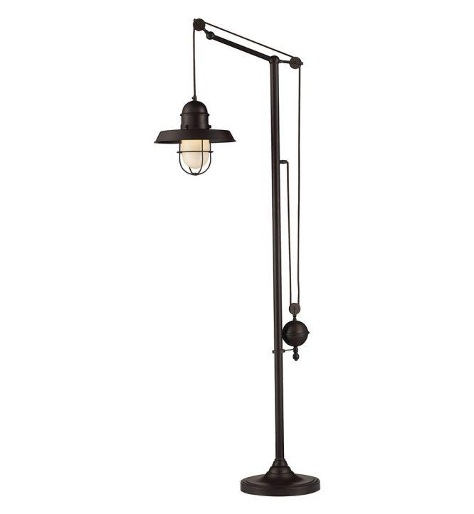 dimond farmhouse floor lamp decor office pinterest. Black Bedroom Furniture Sets. Home Design Ideas