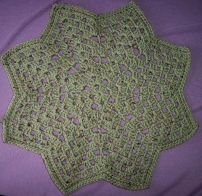 Round Ripple Crochet Pattern | Learn to Crochet