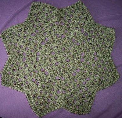 Round Ripple Crochet Pattern | Learn to Crochet