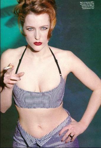Gillian Anderson for F...