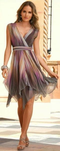 Lovely Party Dress.