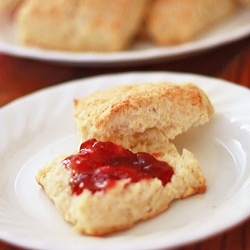 Tender, flaky, light (and surprisingly easy!) buttermilk biscuits