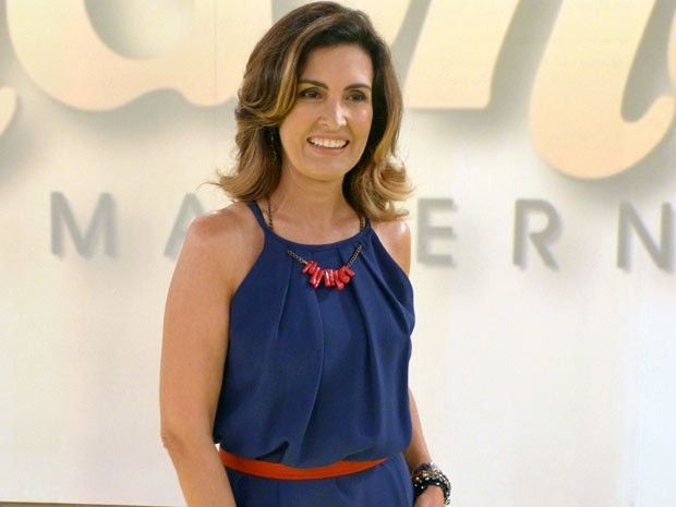 Vestido - Fátima Bernardes