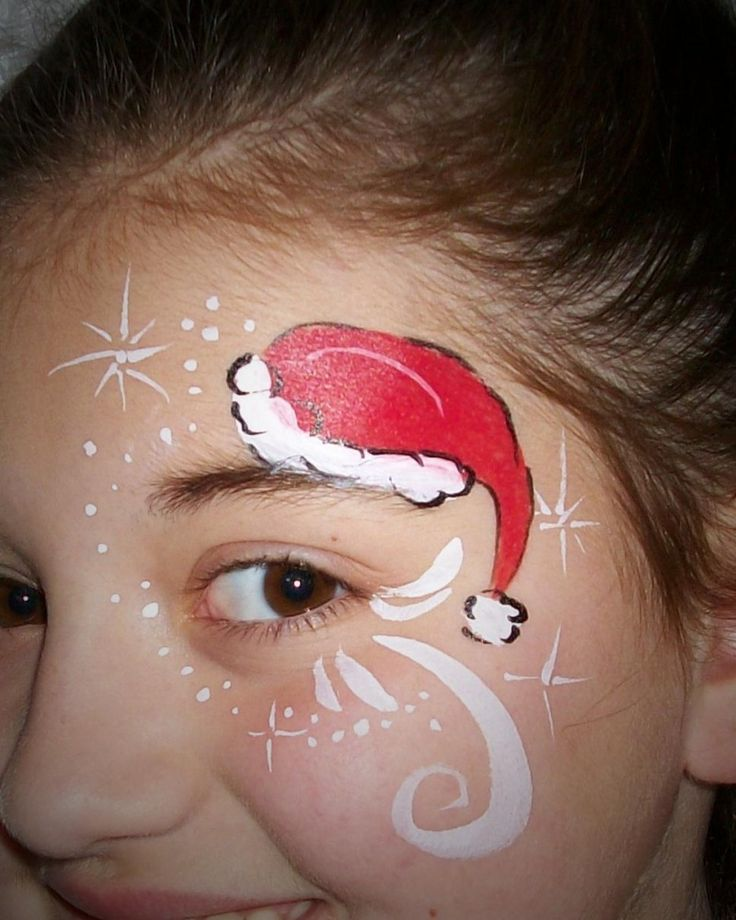 pin by deirdre russell on face painting christmas ideas