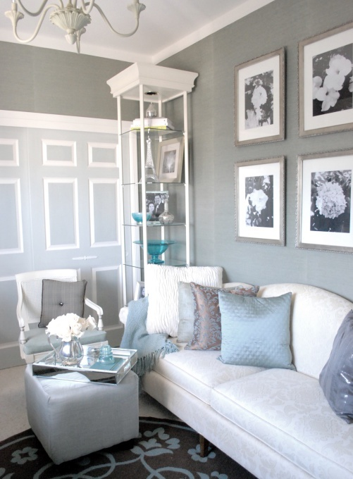 Possible paint shade for home office paint colors - Colour schemes for home office ...