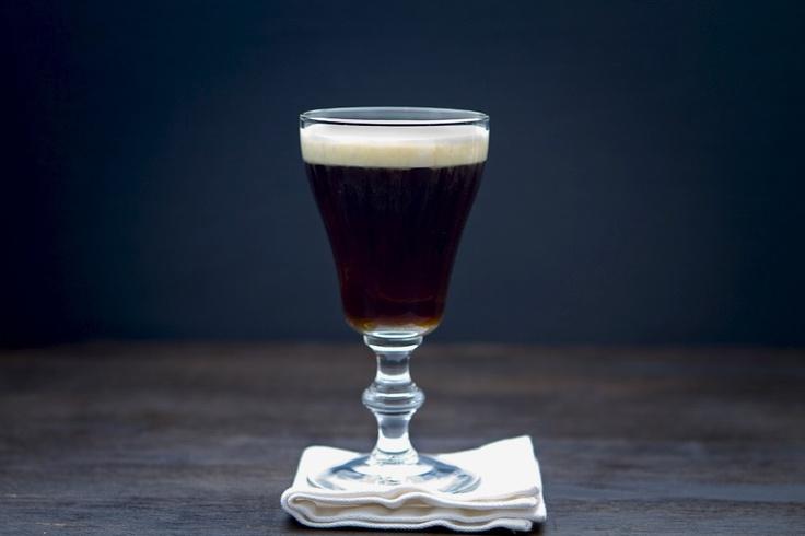 traditional irish coffee | r & d | Pinterest
