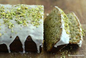 Pistachio Cardamom Pound Cake | sweets...cakes...cookies...nom nom no ...