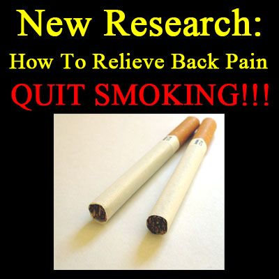 Quit Smoking, Lower Your Anxiety