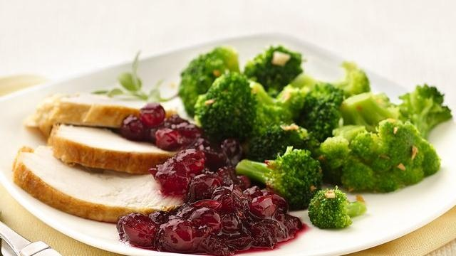 Holiday Cranberry-Pomegranate Sauce Recipes — Dishmaps