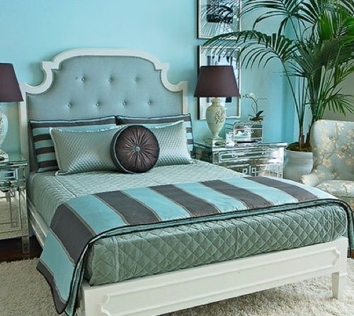 turquoise and brown bedroom my home design pinterest