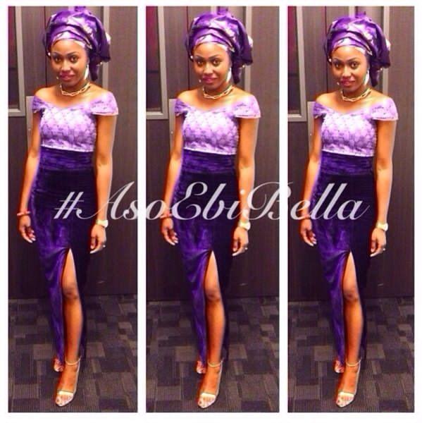 Bella naija aso ebi edition follow bella naija weddings on instagram