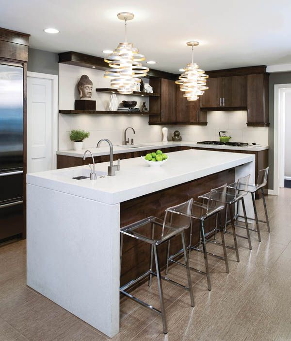 Pittsburgh Contemporary Perfect Kitchen Cabinets Countertops
