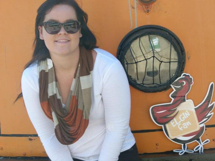 My travel partner and I in Kimberley :)