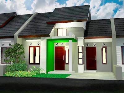 Desain Rumah 6 X 7
