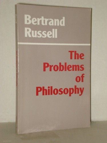 bertrand russell appearance and reality essays