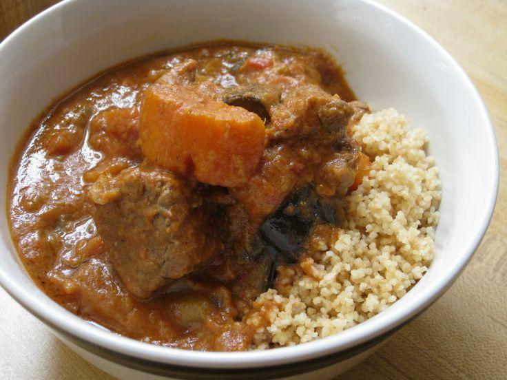 ... | Chow Bella: Project Food Blog #2: Mafe (West African Peanut Stew