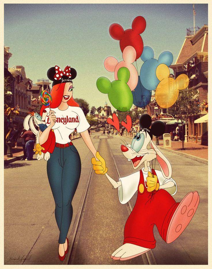 Disneyland Date by Wickfield