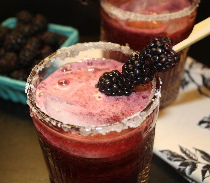 Blackberry Margarita | Recipe