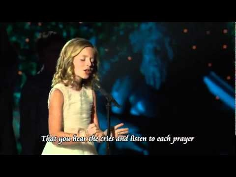 To believe jackie evancho chords