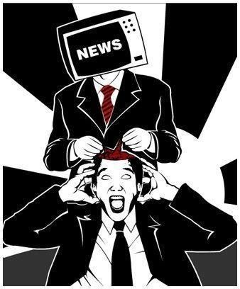 whoever controls media control reality Whoever controls an individual's mind through gaining control over the narrative of reality, controlling perception and using methods to implant thoughts, gains control over that person's identity, and this shapes the direction of the soul and the consciousness energy of that person thus, whoever controls the collective mind of the masses.