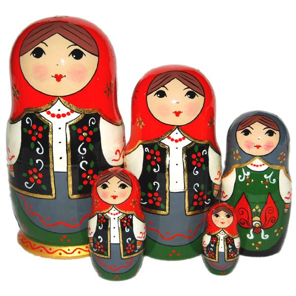 Poup es russes matryoshka pinterest for Poupee russe