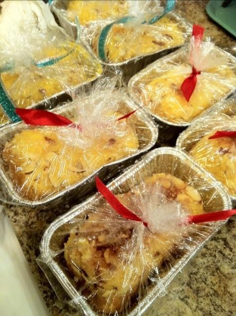 Inch Semi Rich Fruit Cake Recipe