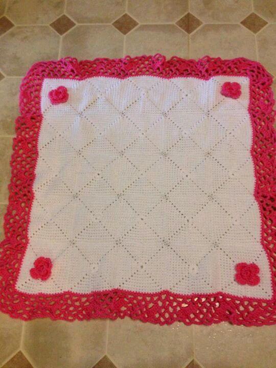 Crochet app afghan no pattern Crocheted afghans Pinterest