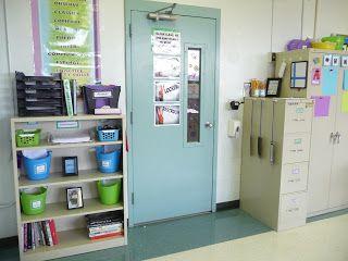 so many great classroom set up ideas!
