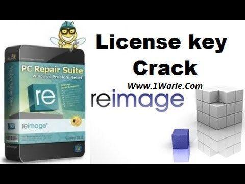 Reimage PC Repair 2018 Crack + License Key Full Download