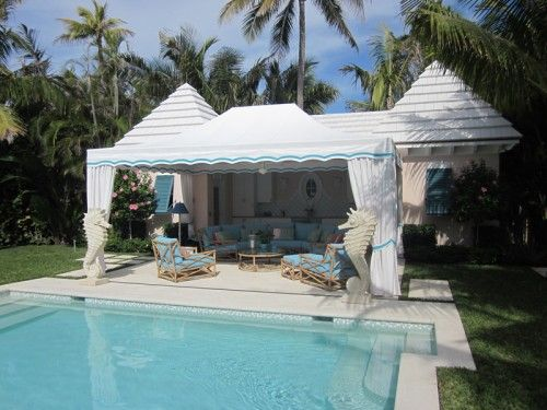 Cabana Beautiful Pools Pool Houses Pinterest