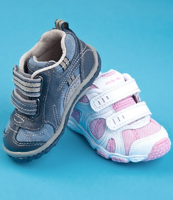 StrideRite shoes for kids