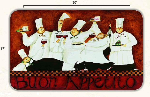 fat chef decor chefs pinterest