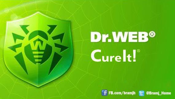 доктор веб cureit