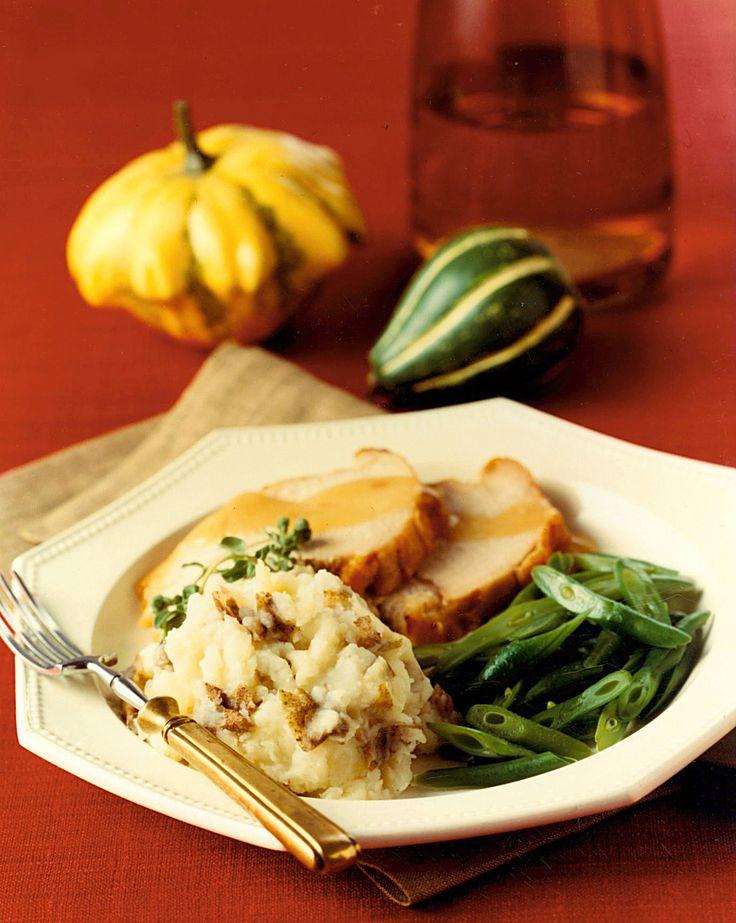 Smashed Idaho® Potatoes with Parsnips | Recipe on idahopotato.com # ...