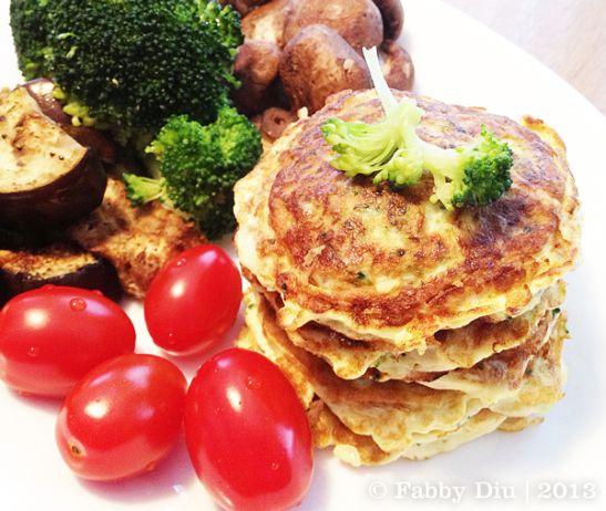 broccoli-fritters | food | Pinterest