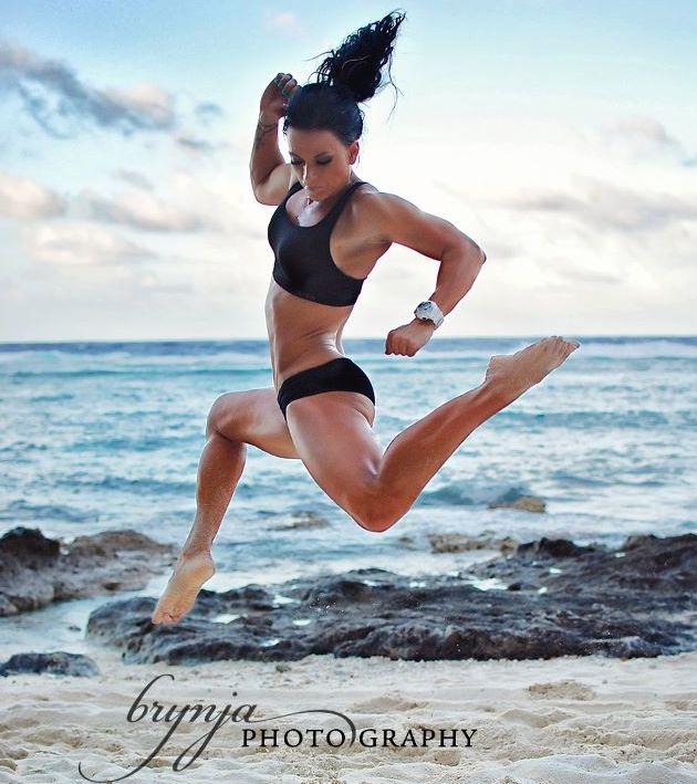 Ashley Horner Workout