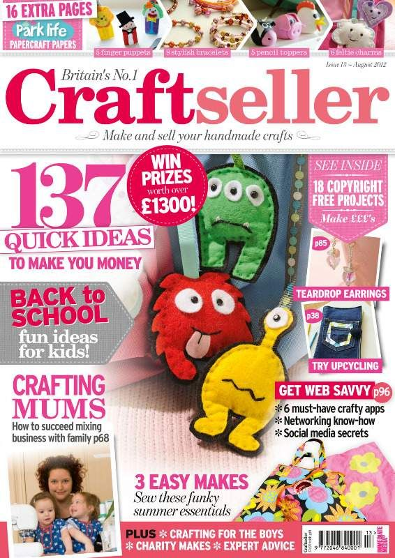 Craft Magazines Online